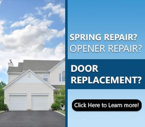 Our Services - Garage Door Repair Chicago, IL
