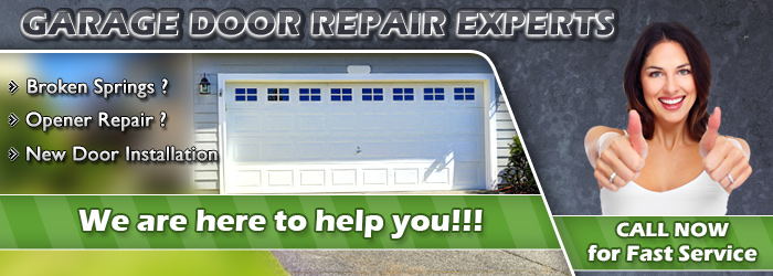 Garage Door Repair Services in Illinois